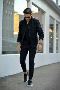 black men fashion