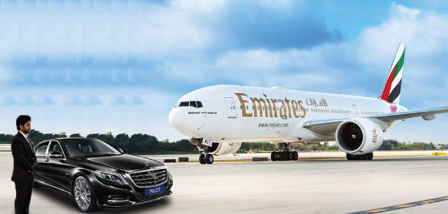 dubai airport transfer