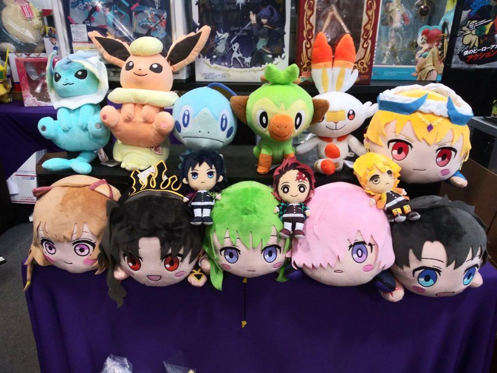anime themed stock